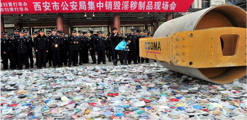 Copyright-Reform in China istüberfällig