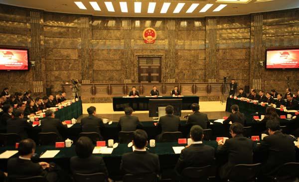 Chinas Oberster Volksgerichtshof reformiert Regeln fürIP-Prozesse