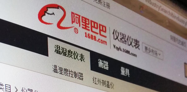 Alibaba verklagt erstmals Fälscher auf der eigenenPlattform