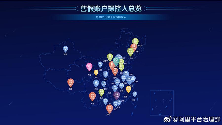 Alibaba erweitert sein Big Data-basiertes Anti-Counterfeiting Programm