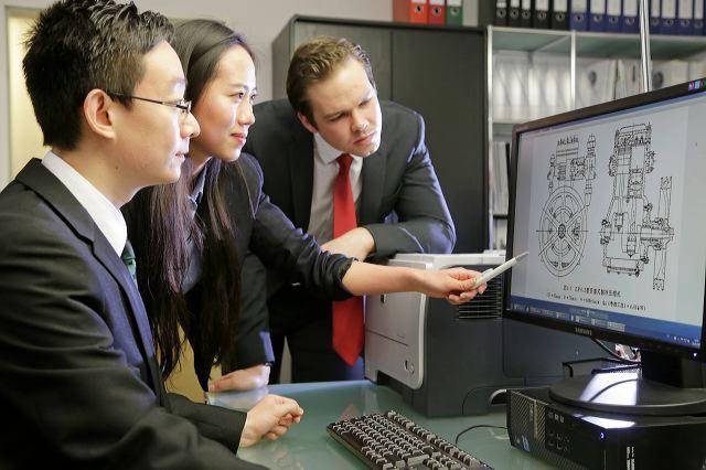 IP-Offensive aus China:  Handlungsperspektiven für deutscheUnternehmen
