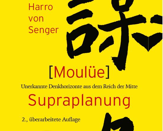 Harro von Senger zur NeuenSeidenstraße