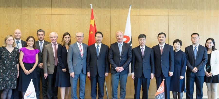 China und EU harmonisierenIP-Schutz