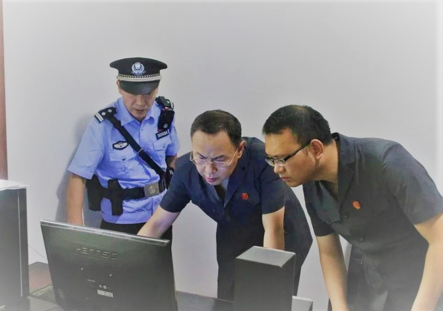 Cybersicherheitsgesetz: Chinas Polizei darf ausländische Unternehmenüberprüfen