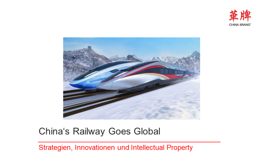 Webinar: China's Railway Goes Global