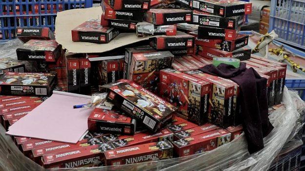 Lego-Fakes: 30 Millionen USDSchaden