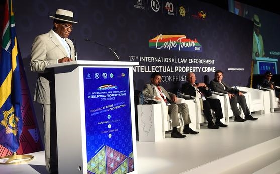 IP Crime Konferenz in Kapstadt: Kann der Public Sector nochmithalten?